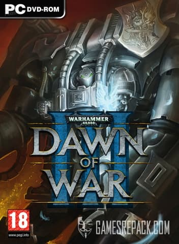 Warhammer 40,000: Dawn of War 3 (Sega) (RUS/ENG/MULTi13) [Repack] by FitGirl