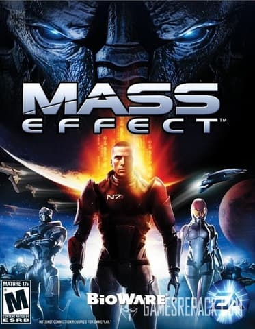Mass Effect (Electronic Arts) (RUS/ENG) [Repack] by FitGirl