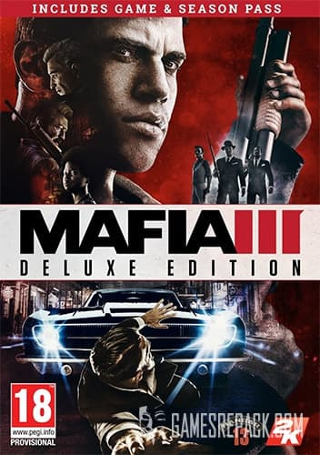 Mafia 3 Digital Deluxe Edition (2K Games) (RUS/ENG) [Repack] by FitGirl