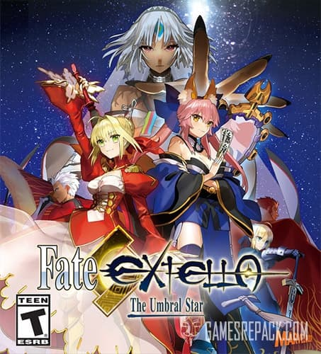 Fate/EXTELLA: The Umbral Star (Marvelous USA) (ENG/MULTi4) [Repack] by FitGirl