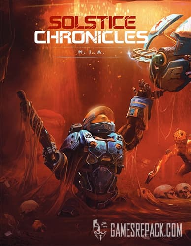 Solstice Chronicles: MIA (Nkidu Games) (RUS/ENG/MULTI4) [Repack] by FitGirl