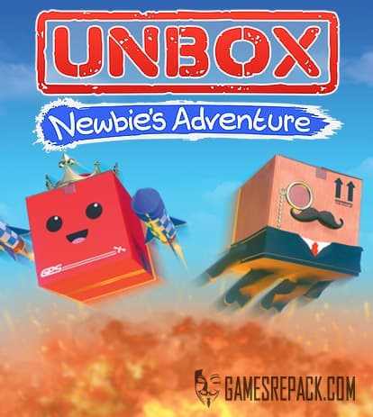 Unbox: Newbie's Adventure (Prospect Games) (ENG/MULTI4) [Repack] by FitGirl