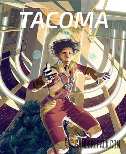 Tacoma (The Fullbright Company) (RUS/ENG/MULTI8) [Repack] by FitGirl