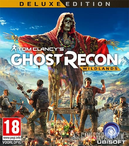 Tom Clancy's Ghost Recon: Wildlands - Deluxe Edition (Ubisoft) (RUS/ENG/MULTi16) [Repack] by FitGirl