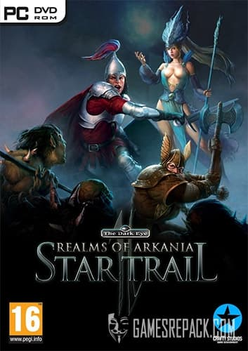 Realms of Arkania: Star Trail (United Independent Entertainment) (ENG/GER) [Repack] by FitGirl
