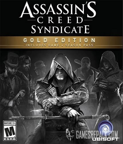 Assassin's Creed: Syndicate - Gold Edition (Ubisoft) (RUS/ENG) [Repack] by FitGirl