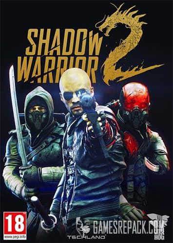 Shadow Warrior 2 (Devolver Digital) (RUS/ENG/MULTI7) [Repack] by FitGirl