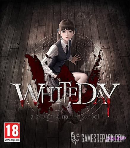 White Day: A Labyrinth Named School (PQube) (RUS/ENG/MULTI7)  [Repack] by FitGirl