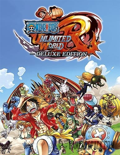 One Piece: Unlimited World Red - Deluxe Edition (ENG/MULTI7) [Repack] by FitGirl