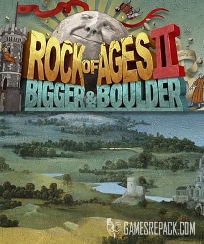 Rock of Ages 2 (RUS/ENG/MULTI7) [Repack] by FitGirl