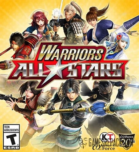 Warriors All-Stars (Koei Tecmo) (ENG/MULTI3) [Repack] by FitGirl