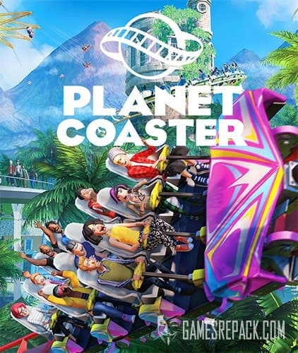 Planet Coaster (Frontier Developments) (ENG/MULTI9) [Repack] by FitGirl