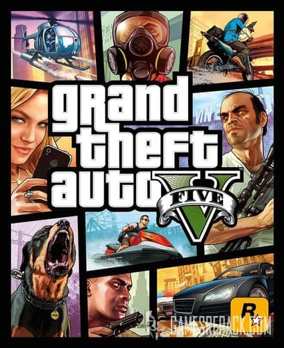 Grand Theft Auto V / GTA 5 (Rockstar Games) (RUS/ENG/MULTI11) [Repack] by FitGirl