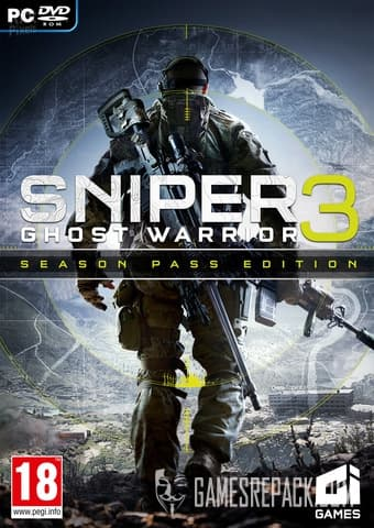Sniper: Ghost Warrior 3 - Season Pass Edition (CI Games) (RUS/ENG/MULTI10) [Repack] by FitGirl