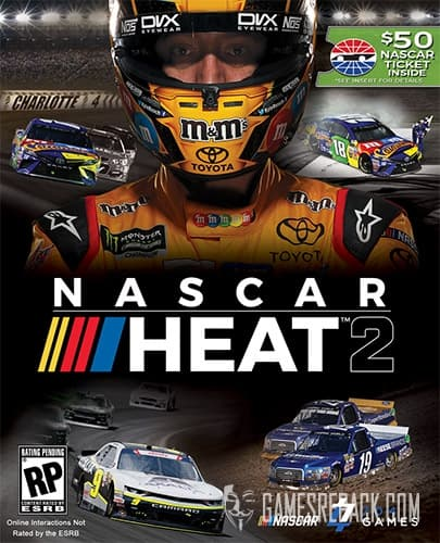NASCAR Heat 2 (704Games) (ENG) [Repack] by FitGirl