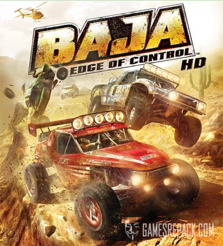 BAJA: Edge of Control HD (THQ Nordic) (ENG/MULTI5) [Repack] by FitGirl