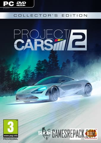 Project CARS 2: Deluxe Edition (RUS/ENG/MULTI12) [Repack] by FitGirl