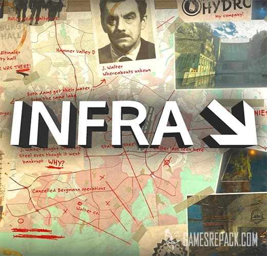 INFRA: Complete Edition (Loiste Interactive) (ENG) [Repack] by FitGirl