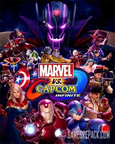 Marvel vs. Capcom: Infinite - Deluxe Edition (RUS/ENG/MULTI14) [Repack] by FitGirl