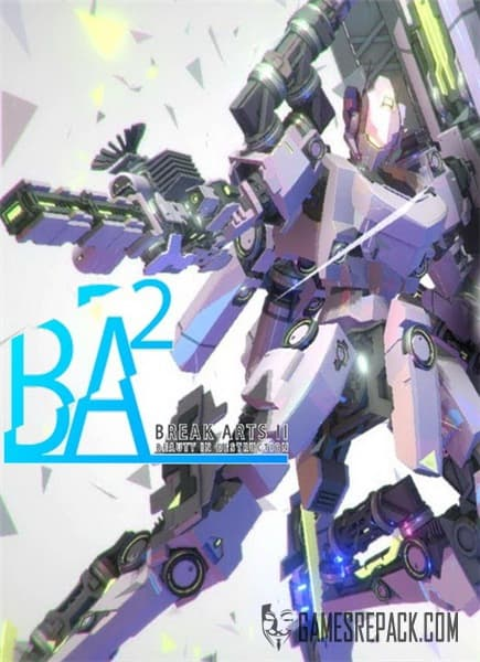 BREAK ARTS II (AGM PLAYISM) (ENG/MULTi5) [L]