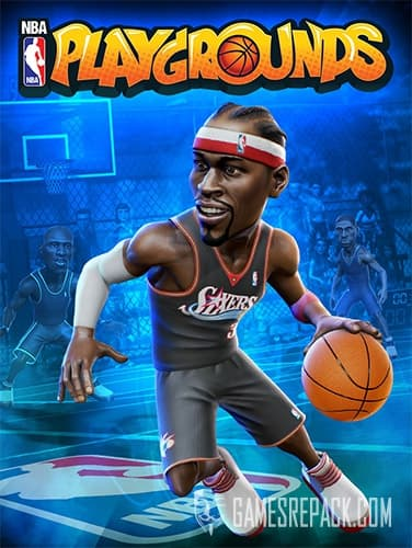 NBA Playgrounds (Mad Dog Games) (RUS/ENG/MULTI7) [Repack] by FitGirl