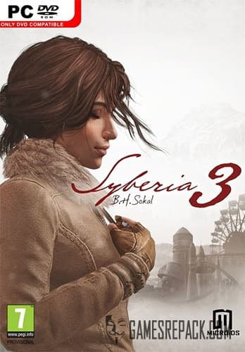 Сибирь 3 / Syberia 3 Digital Deluxe Edition (RUS/ENG/MULTI11) [Repack]