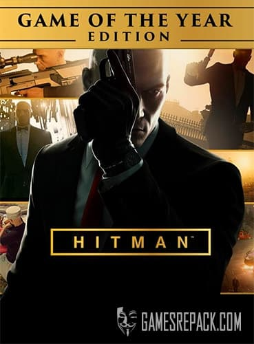 Hitman:Game of the Year Edition (Square Enix) (RUS/ENG/MULTI10) [Repack] by FitGirl