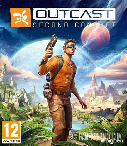 Outcast: Second Contact (Bigben Interactive) (ENG/MULTi7) [Repack] by FitGirl