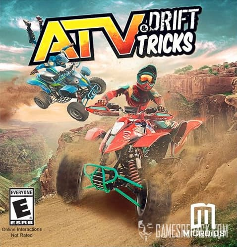 ATV Drift & Tricks (Microids) (ENG/MULTI5) [Repack] by FitGirl