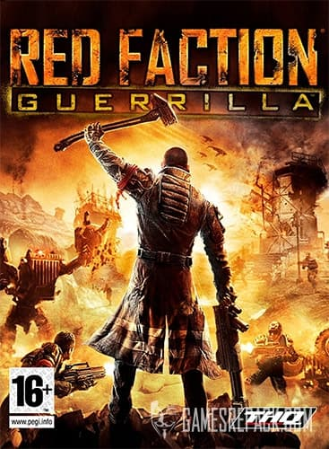 Red Faction: Guerrilla - Steam Edition (THQ) (RUS/ENG) [Repack] by FitGirl
