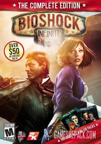 BioShock Infinite: The Complete Edition (2K Games) (RUS/ENG/MULTI6) [Repack] by FitGirl