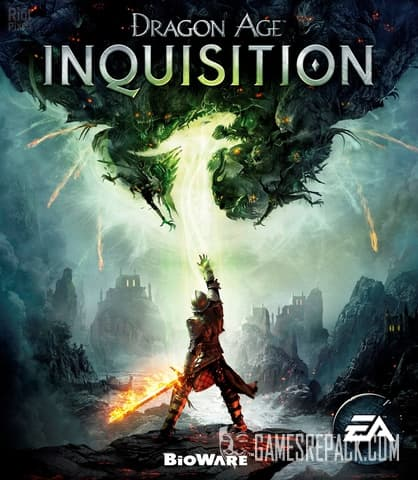 Dragon Age: Inquisition (Electronic Arts) (RUS/ENG/MULTI9) [Repack] by FitGirl