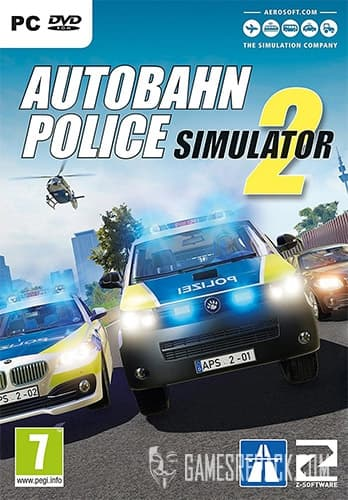 Autobahn Police Simulator 2 (Aerosoft) (ENG/GER) [Repack] by FitGirl