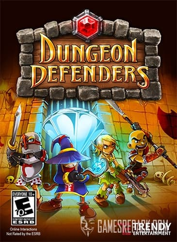 Dungeon Defenders (Trendy Entertainment) (ENG/MULTi5) [Repack] by FitGirl