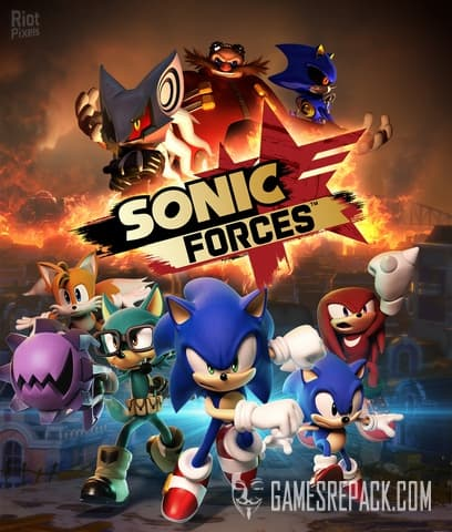 Sonic Forces (Sega) (RUS/ENG/MULTi11) [Repack] by FitGirl