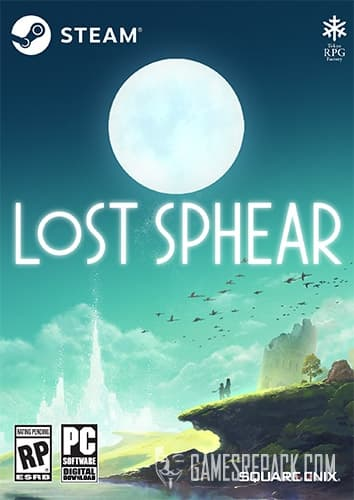Lost Sphear (Square Enix) (ENG/MULTi4) [Repack] by FitGirl