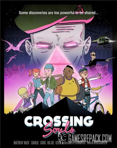 Crossing Souls (Devolver Digital) (RUS/ENG/MULTi) [GOG]
