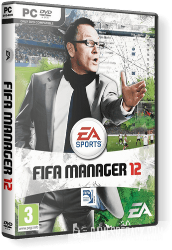 FIFA Manager 12 (Electronic Arts) (ENG/RUS) [Lossless Repack] от R.G. Catalyst
