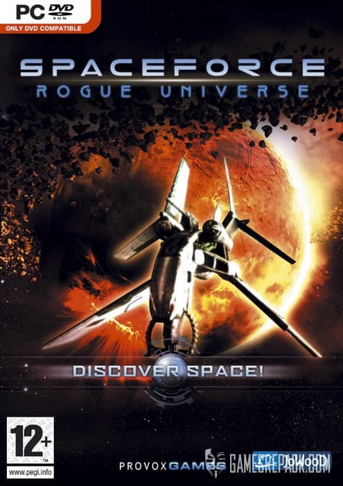 Space Force: Враждебный Космос / Space Force: Rogue Universe (Акелла) (RUS) [Repack] от R.G. Catalyst