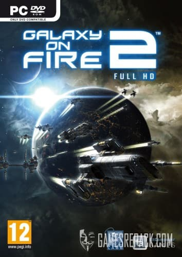 Galaxy on Fire 2 Full HD (RUS / ENG / Multi-11) [Repack] от R.G. Catalyst