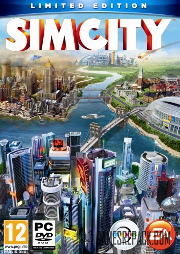 SimCity: Deluxe Edition (Electronic Arts) (RUS / ENG) [Repack] от R.G. Catalyst
