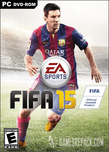 FIFA 15 - Ultimate Team Edition (EA Sports) (RUS / ENG | MULTI15) [Repack] от R.G. Catalyst