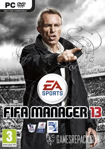 FIFA Manager 13 (Electronic Arts) (RUS/ENG) [Repack] от R.G. Catalyst