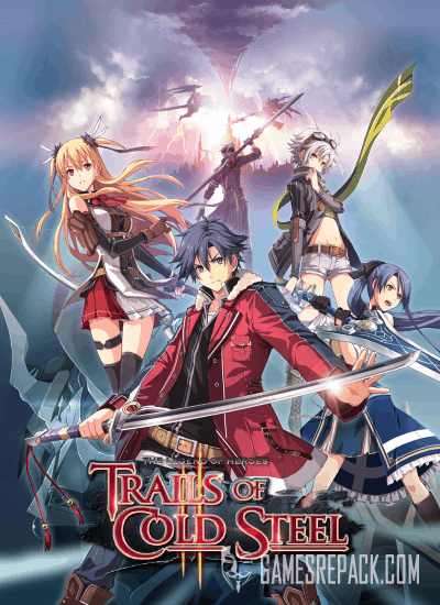 The Legend of Heroes: Trails of Cold Steel II (XSEED Games, Marvelous USA, Inc.) (ENG/JAP) [L]