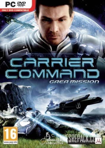 Carrier Command: Gaea Mission (Bohemia Interactive/Бука) (RUS/ENG/Multi7) [Repack] от R.G. Catalyst