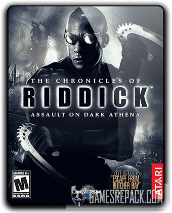 The Chronicles of Riddick: Assault on Dark Athena (2009) RePack от qoob