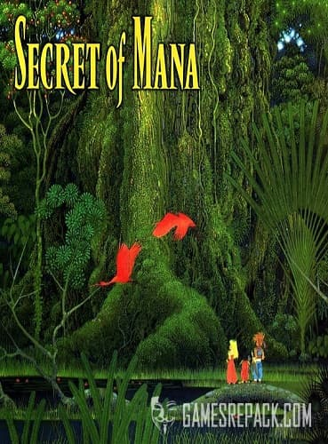 Secret of Mana (Square Enix) (ENG/MULTi5) [L]