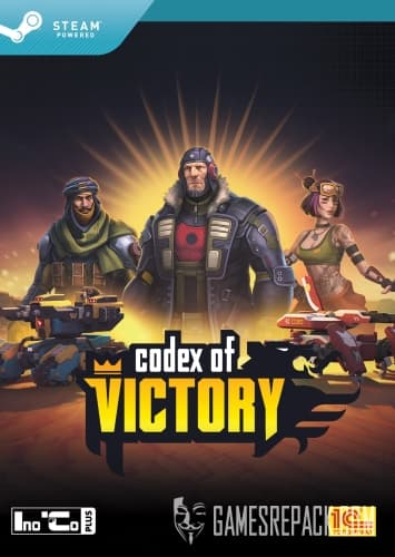Codex of Victory (1C Company) (ENG/RUS|MULTI7) [Repack] от R.G. Catalyst