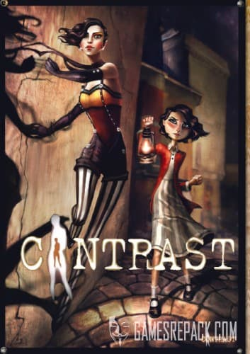 Contrast - Collectors Edition (Focus Home Interactive) (RUS/ENG) [Repack] от R.G. Catalyst