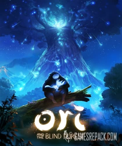 Ori and The Blind Forest (Microsoft Game Studios) (ENG/RUS/Multi9) [Repack] от R.G. Catalyst